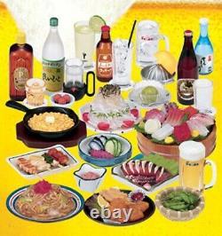 Rare 2005 Re-Ment Miniature Izakaya Petit Drink All 15 Kinds