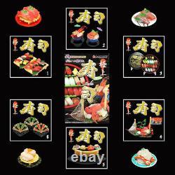 Rare 2008 Re-Ment Supreme Sushi Full Set of 6 pcs