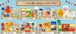 Re-Ment 2013 Longing for! Import Store Full Set of 8 pcs Japan NEW