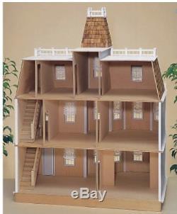 RealGood Toys The Newport Dollhouse Kit