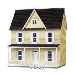 Real Good Toys 1/2 Inch Scale Farmhouse Dollhouse Kit