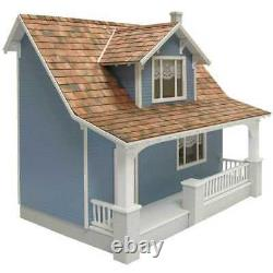 Real Good Toys Beachside Bungalow One Inch Scale Kit New in Box New Gift