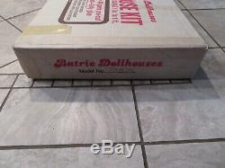 Real Good Toys NIB The NEW ORLEANS Dollhouse Kit Model DH-75K Factory Sealed