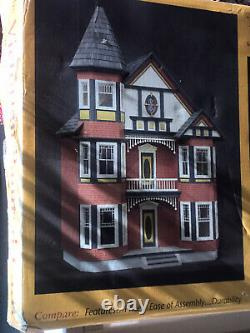 Real Good Toys Painted Lady Dollhouse Kit
