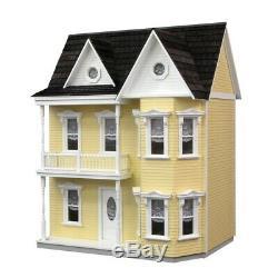 Real Good Toys Princess Anne Dollhouse Kit