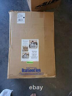 Real Good Toys The New concept HAWTHORNE DOLLHOUSE Kit in 1-1' scale RARE
