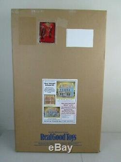 Real Good Toys The Walton Dollhouse Doll House Kit MM-1003 Milled MDF RGT NEW