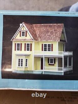 Real Good Toys Victoria's Farmhouse Dollhouse Kit JM-1065