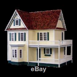 Real Good Toys Victoria's Farmhouse One Inch Scale Kit New in Box Model # JM1065