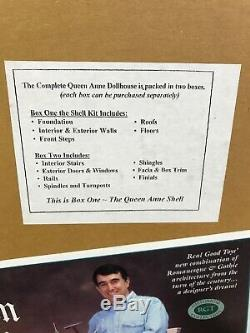 Real good Toys The Queen Anne HS-6600 dollhouse kit Two Boxes NIB