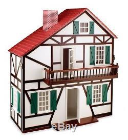 Reutter Porzellan Puppenhaus leer / Dollhouse empty Kit 112 Puppenstube 1.600/0