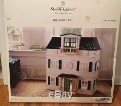Sold Out Magnolia Hearth and Hand Wooden Dollhouse + Furniture NEW Farmhouse