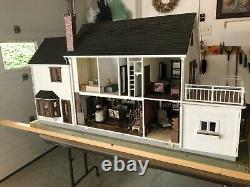 Southern Dynasty Doll House Assembled