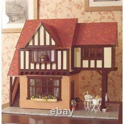 Stratford Bakery Tudor Dolls House Kit 12th Scale 1319