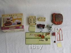 Sylvanian Families 20th Anniversary JAPANESE HOME SET Calico Critters C-38 Japan