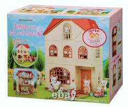 Sylvanian Families 3 STORY STYLISH HOUSE HA-45 Epoch Japan Calico Critters