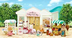 Sylvanian Families Calico Critters Village Cake Shop