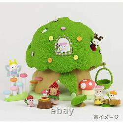 Sylvanian Families Epoch Fairy's Secret Tree Gift Set Toys R Us Limited Track#