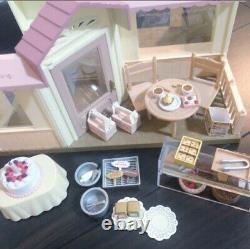 Sylvanian Families FOREST STYLISH CAKE SHOP Calico Critters MI-49 Japan