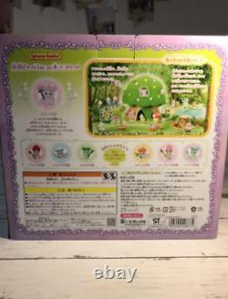 Sylvanian Families Fairies Secret Tree Gift Set Box Miniature Figure Japan New