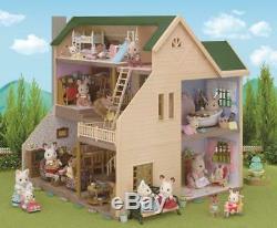 Sylvanian Families GREEN HILL HOUSE Oakwood Manor HA-35 Epoch Calico Critters