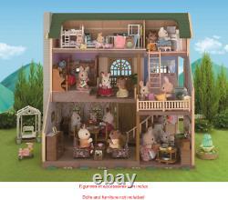 Sylvanian Families HA-35 Green Hill House Epoch