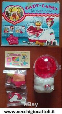 Takara Polistil Baby Candy Koeda Chan Lucie Village Le mille bolle 1980