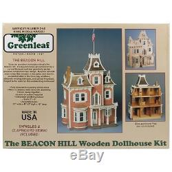 The Beacon Hill Dollhouse Kit Vintage Scale Victorian