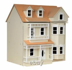The Exmouth House Kit by the Dolls House Emporium