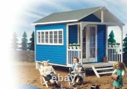 The Summer House Kit by the Dolls House Emporium