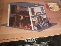 The Taft General Store Doll House Kit #8007,1980 Compete DIY HOBBY
