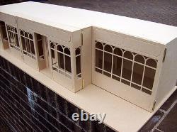 Triple Victorian Shop Box