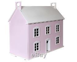 Tulip Cottage Dolls House 112 Scale Unpainted Dolls House Kit