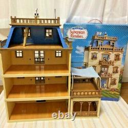 USED Sylvanian Families UK Grand Mansion from Japan