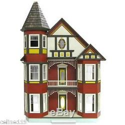 Victorian Painted Lady Dollhouse Real Good Toys in Vermont