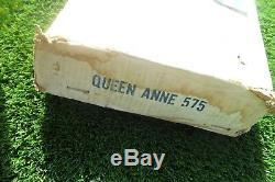 Vintage 112 Scale DuraCraft QUEEN ANNE Dollhouse Kit