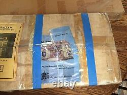 Vintage 112 Scale The Visalian Dollhouse Kit NOS By One Of A Kind Wood Shop