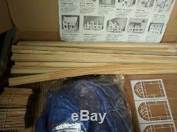 Vintage 1994 Dura-Craft San Franciscan Dollhouse SF 555 Kit