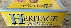 Vintage Dura-Craft Mansion Dollhouse Kit Heritage HR 560 Brand New In Sealed Box