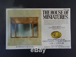Vintage House of Miniatures kit, McIntire (mirror) #42400 RARE