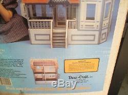 Vintage Newberg Dura Craft Dollhouse NB180 NEW In Box FREE SHIPPING