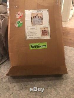 Vintage Newport-Dollhouse Real Good Toys Kit- Unassembled In Open Box 112 Scale