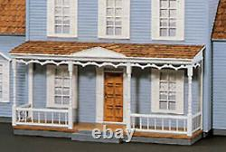 Vintage Simplicity Dollhouse PORCH KIT 24 Gingerbread S711 Real Good Toys NEW