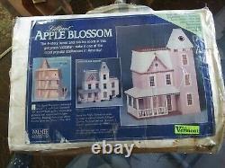Walmer Apple Blossom Vintage dollhouse kit Large