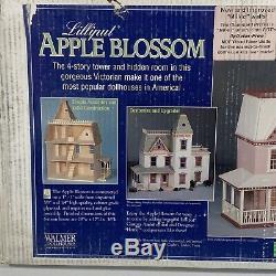 Walmer Wood Dollhouse Lilliput Apple Blossom Kit 457 29x17x36 New Factory Sealed